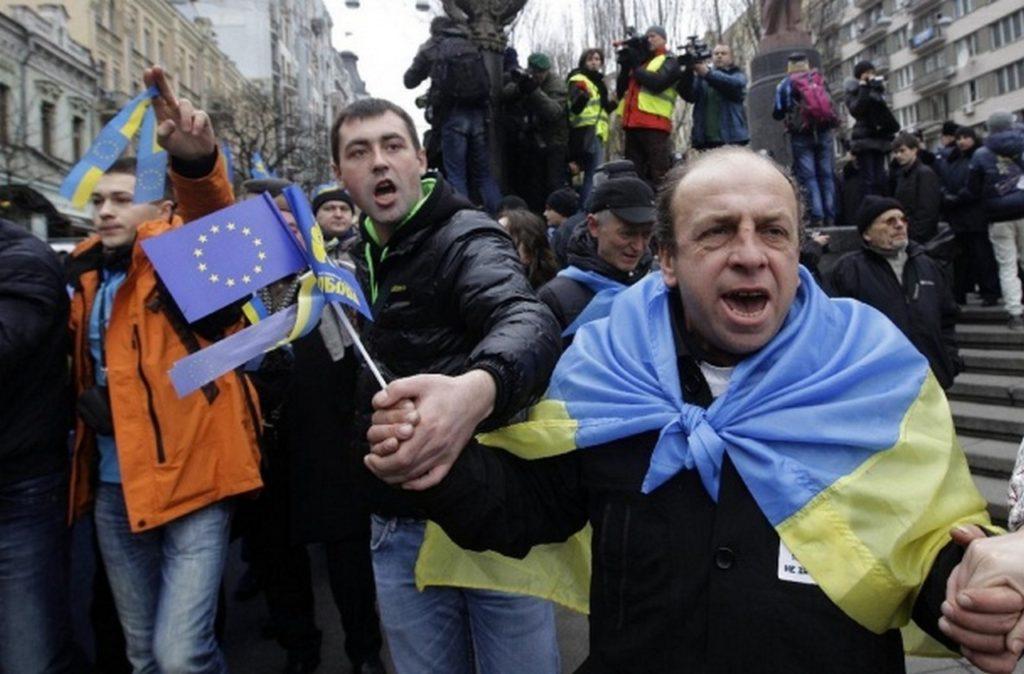 На Украине созданы все предпосылки для распада страны по территориальному признаку