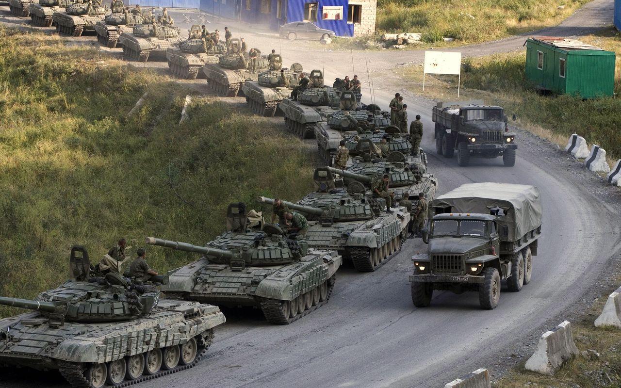 Европейцы пребывают в панике: Русские идут!