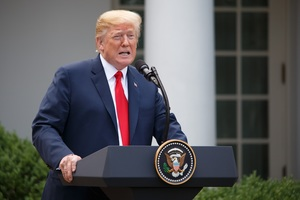 Трамп заявил, что с нетерпением ждёт второй встречи с Путиным