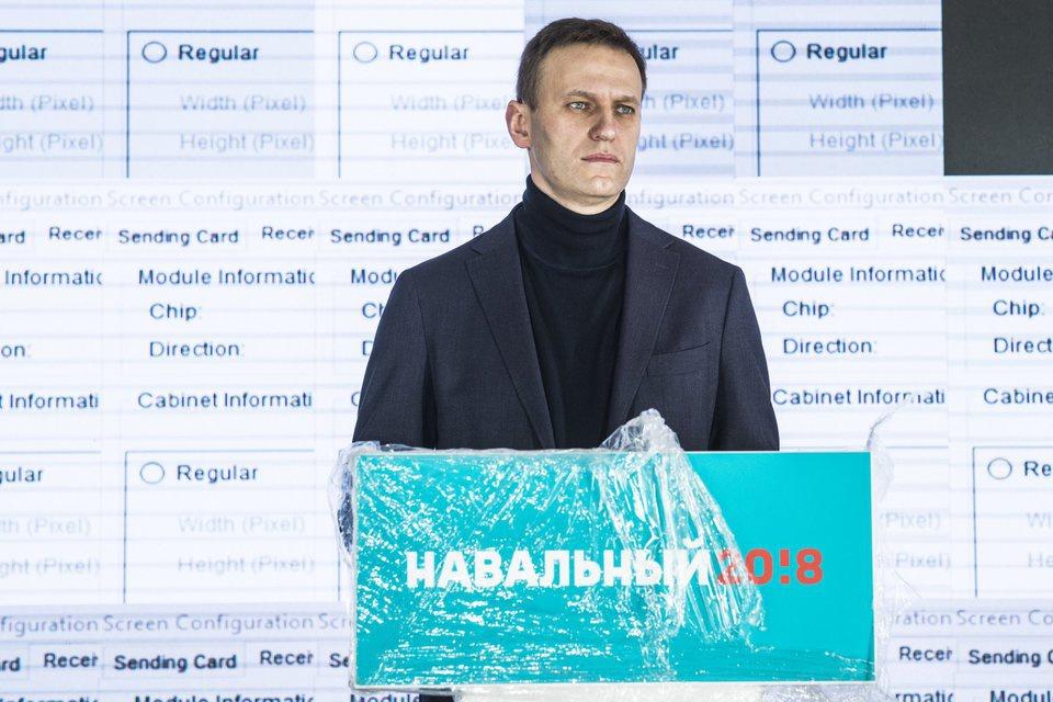 Навальный забыл пригласить н…