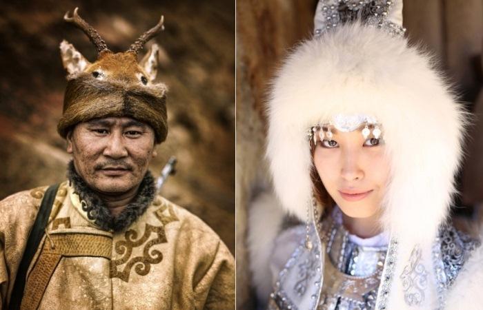 Сибирские портреты: фотоцикл…