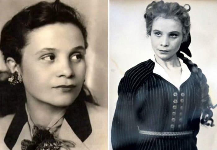 Актриса в молодости | Фото: kino-teatr.ru