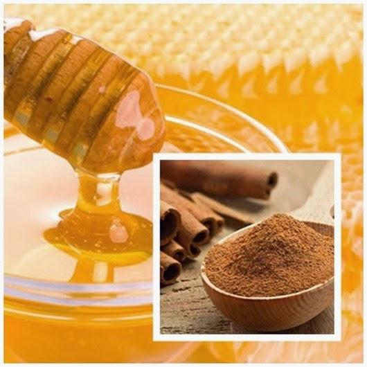 Чудо-лекарство..Смесь меда и корицы задерживает наступление старости.