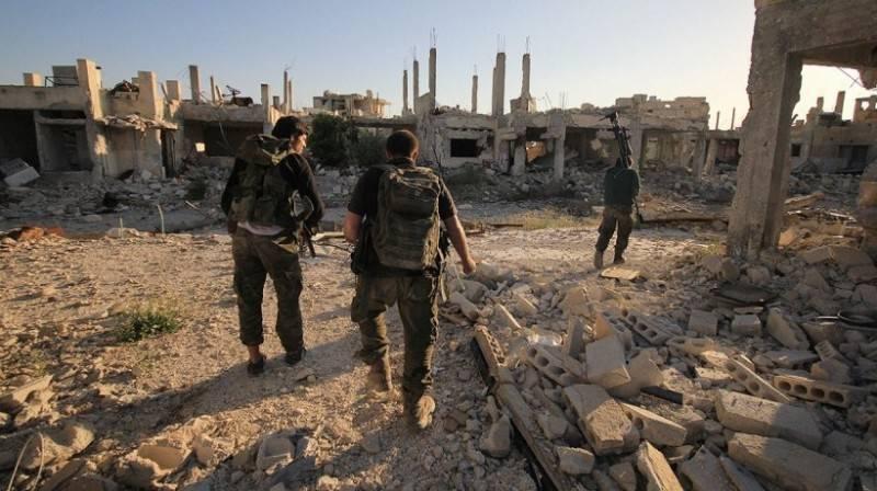 Армия Сирии полностью зачист…