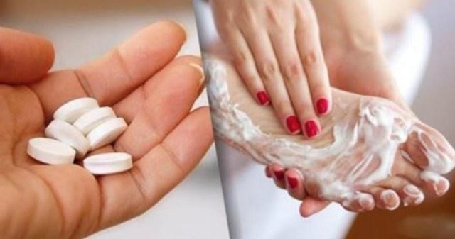 10 трюков с аспирином, должна знать каждая женщина