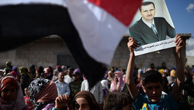 В США заявили, что сирийская оппозиция не способна свергнуть Асада