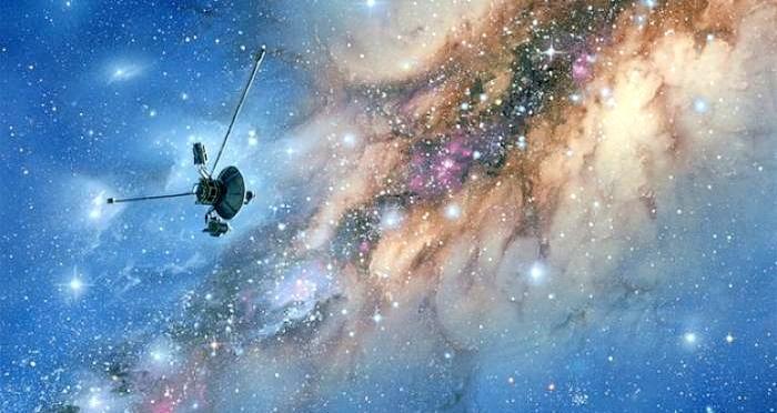 Земляне впервые услышат музыку для инопланетян Космос, вояджер, музыка, инопланетяне, теплый ламповый звук, длиннопост