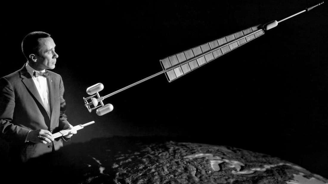В 50-е годы Америка разрабатывала безумный план испытания атомной бомбы на Луне
