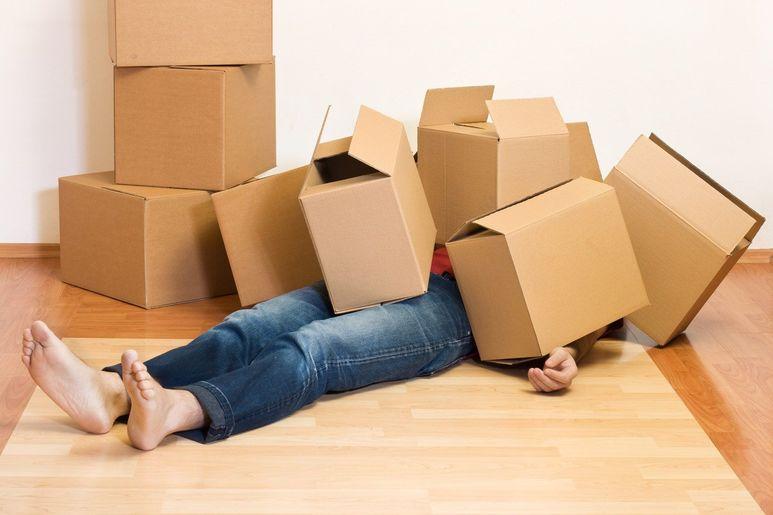 Переезд без стресса. Я сделала это шесть раз!