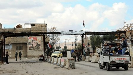 ЦПВС вСирии: Обстановка вВосточной Гуте стабилизируется