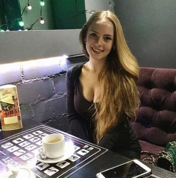 Самая прекрасная преподавательница в Белоруссии произвела фурор супер
