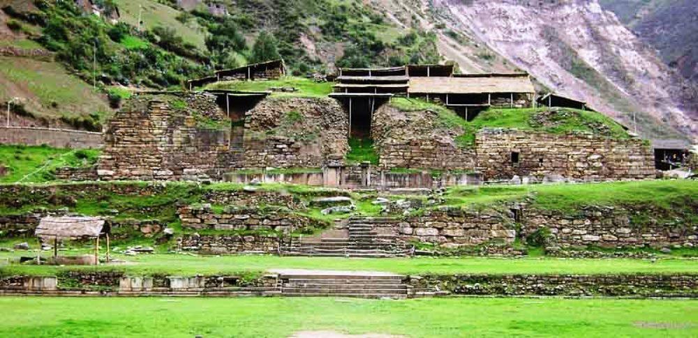 Тайны Чавин-де-Уантара. Перу