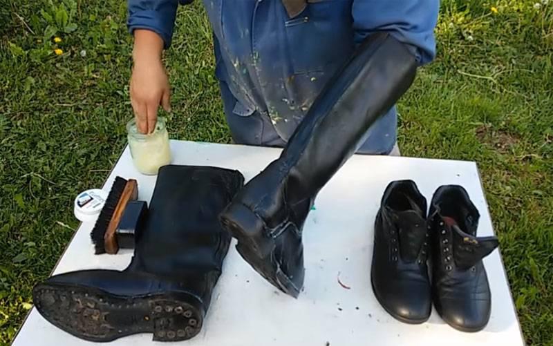 Ботинки против сапог - вековая эволюция военной обуви армия