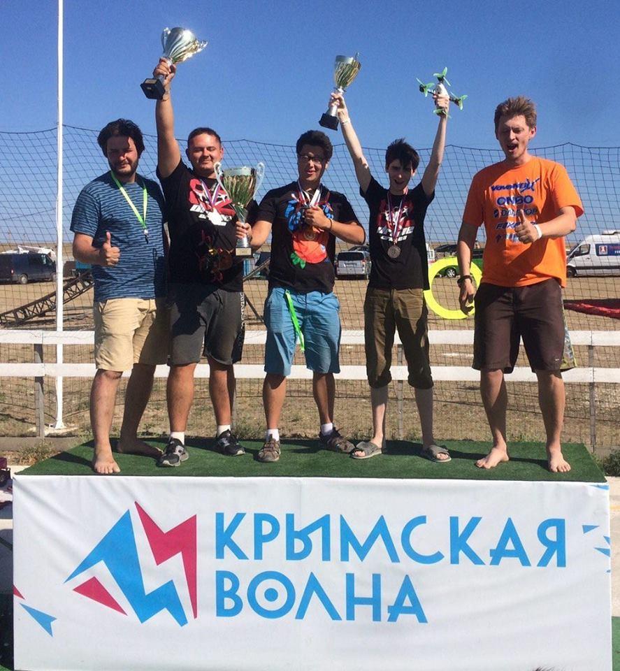 Итоги гонки в Крыму
