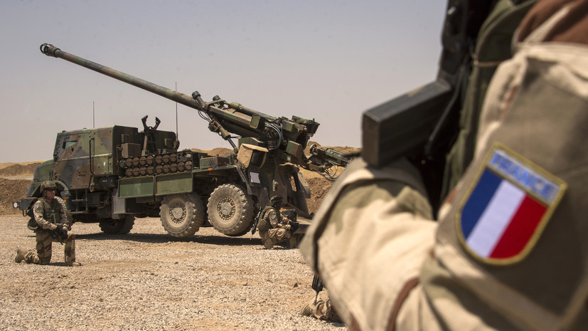 Франция выведет свои войска из Ирака из-за коронавируса