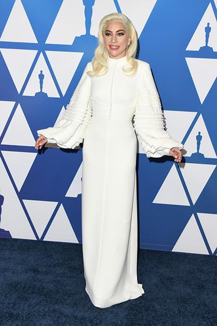Рэйчел Вайс, Эми Адамc, Леди Гага и другие на вечеринке в Беверли-Хиллз красная дорожка