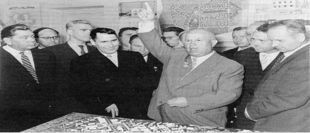 Никита Хрущев...- Реформатор…