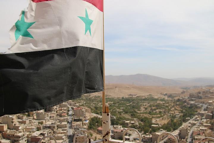 В Сирии неизвестные обстреляли военных советников коалиции США