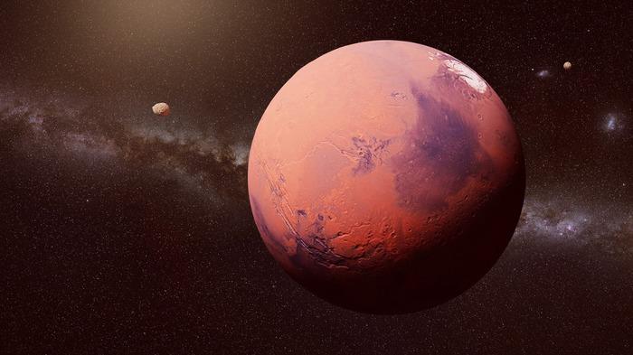 Полет на Марс: живот может оказаться самым слабым местом