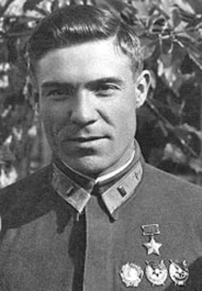 Фёдор Кузьмич Фак