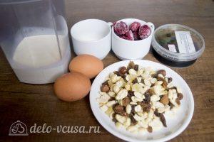 Домашнее мороженое Семифредо: Ингредиенты