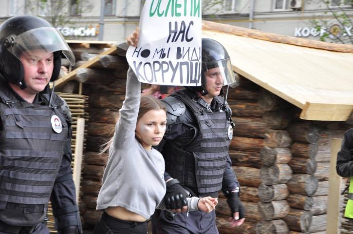 Росгвардия «объедает» Россию, доказал Алексей Навальный