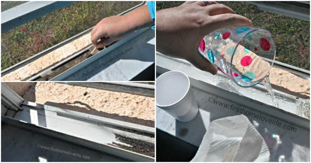 Дешево, быстро и чисто: гениальный трюк для чистоты оконных рам