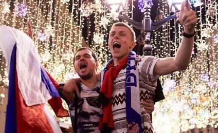 Россия официально вышла в плей-офф ЧМ-2018