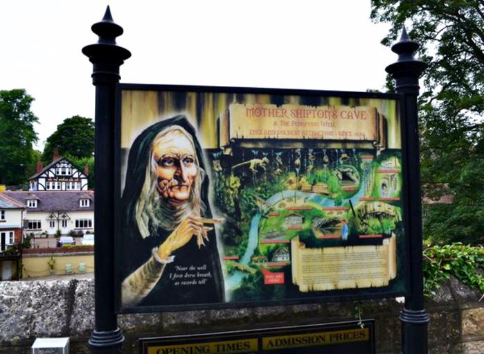 Матушка Шиптон и ее пророчества