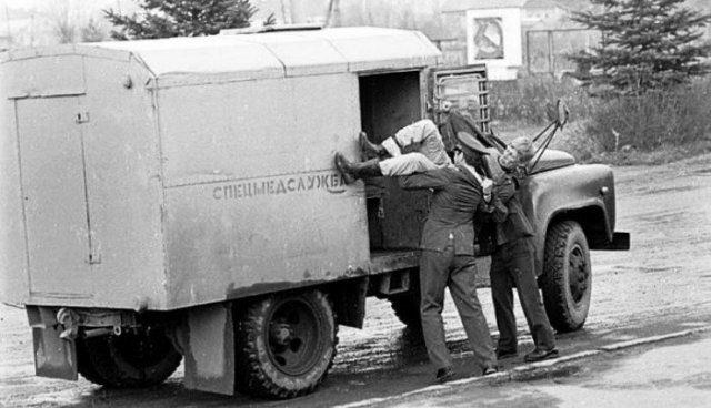 Бессмысленные и беспощадные советские вытрезвители