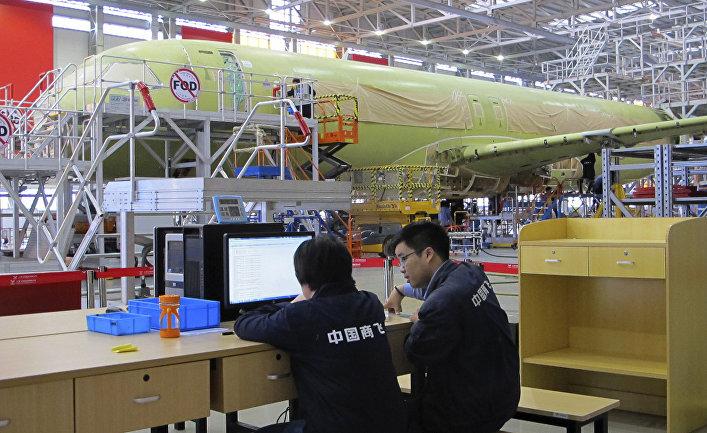 Китайцы о совместной разработке CR929 и не только