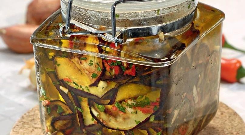 Баклажаны в оливковом масле, такой рецепт нужно еще найти, видео