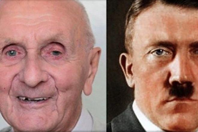 Столетний аргентинец утверждает, что он Адольф Гитлер