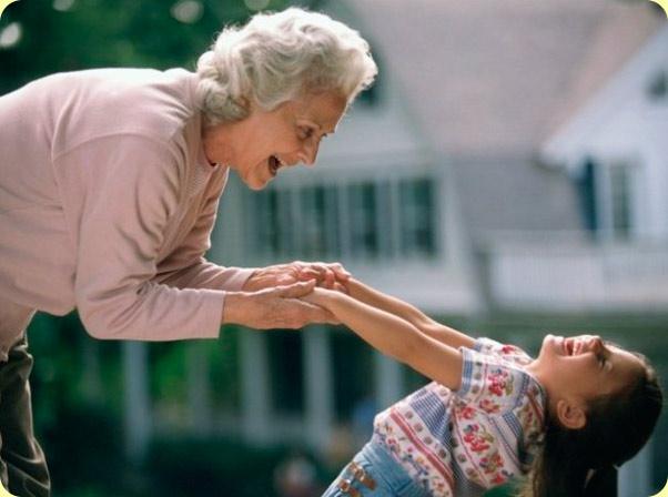«О бабушке». Сочинение третьеклассницы