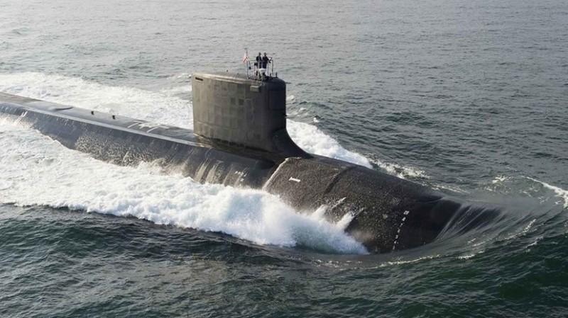 Подводные лодки США нанесут удар по США