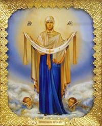 «Дева днесь предстоит в церкви и с лики святых невидимо за ны молится Богу»