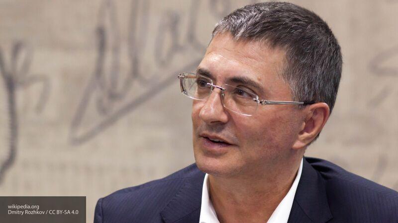 Доктор Мясников поделился мнением о текущей ситуации с коронавирусом в России
