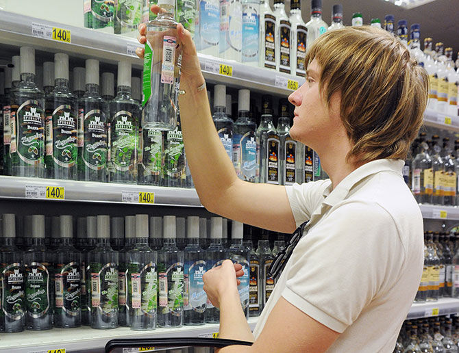 В Госдуму внесли законопроект о продаже алкоголя с 21 года 21 год,алкоголь,Госдума,общество,Подростки,продажа,россияне