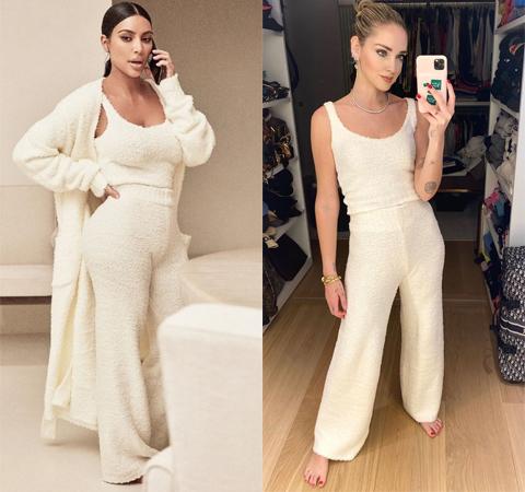 Модная битва: Ким Кардашьян против Кьяры Ферраньи