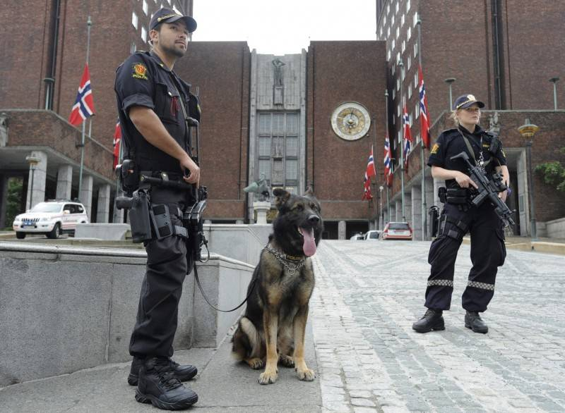 Норвежские спецслужбы заявили об активизации разведок России и Китая