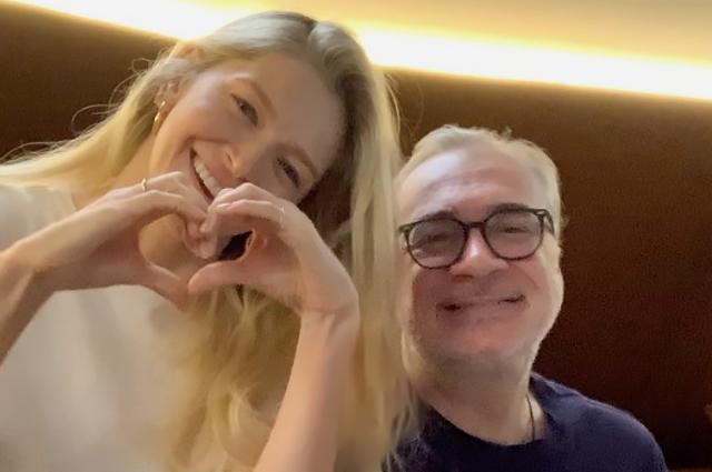Вера Брежнева и Константин Меладзе записали милое видео для друга