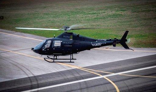 В Италии состоялся первый полет опционально пилотируемого вертолета SW-4 Solo