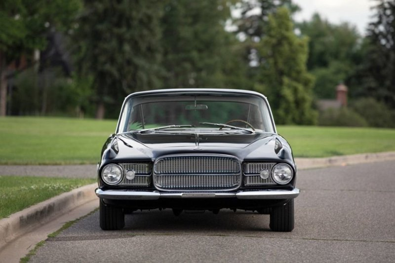 Dual-Ghia Convertible: автомобиль Френка Синатры и Рональда Рейгана