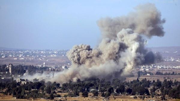 СМИ: Сирия вновь атакована израильской авиацией