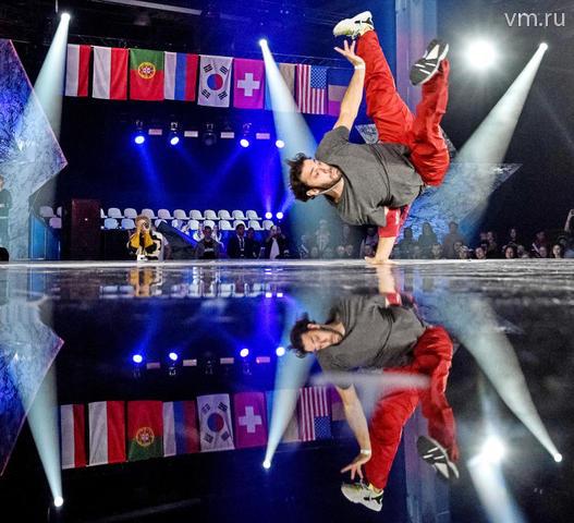 В столице прошли международные соревнования по брейк-дансу