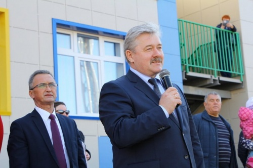 В Севастополе открылся детск…