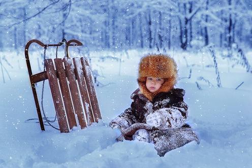 Про санки и лед в СССР