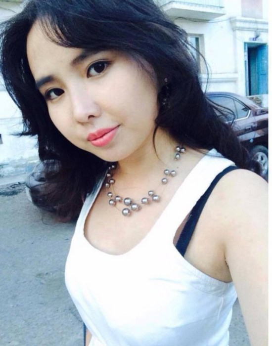 Монгольские девушки картинки