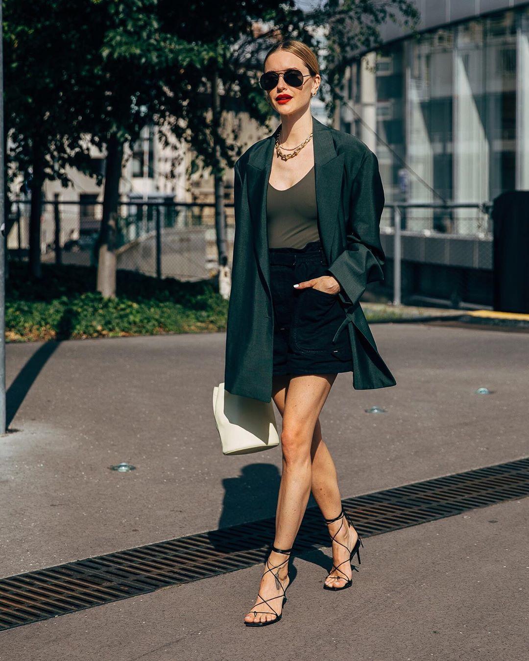 Обратный эффект. Рассказываем, что носить, а от каких вещей лучше отказаться, если вы старше 50 лучшее,мода,модные советы,Наряды,образ