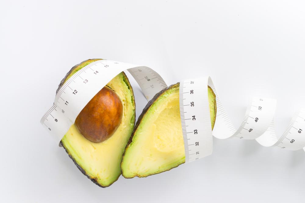 авокадо похудение